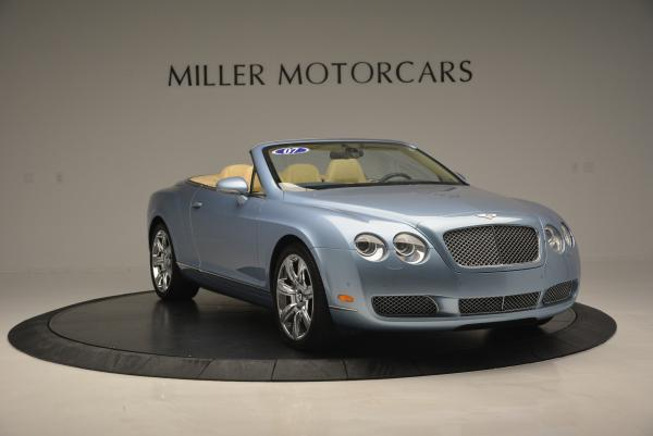 Used 2007 Bentley Continental GTC for sale Sold at Bentley Greenwich in Greenwich CT 06830 10