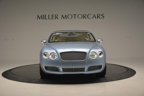 Used 2007 Bentley Continental GTC for sale Sold at Bentley Greenwich in Greenwich CT 06830 12