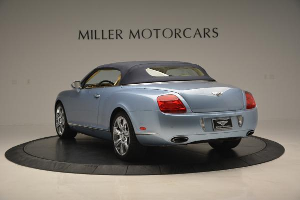 Used 2007 Bentley Continental GTC for sale Sold at Bentley Greenwich in Greenwich CT 06830 17
