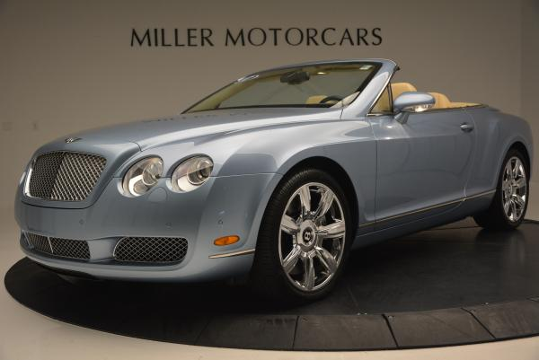 Used 2007 Bentley Continental GTC for sale Sold at Bentley Greenwich in Greenwich CT 06830 27