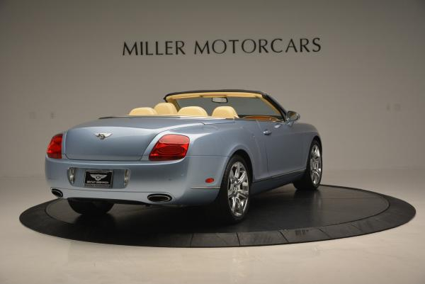 Used 2007 Bentley Continental GTC for sale Sold at Bentley Greenwich in Greenwich CT 06830 7
