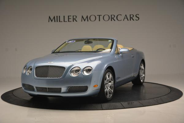 Used 2007 Bentley Continental GTC for sale Sold at Bentley Greenwich in Greenwich CT 06830 1