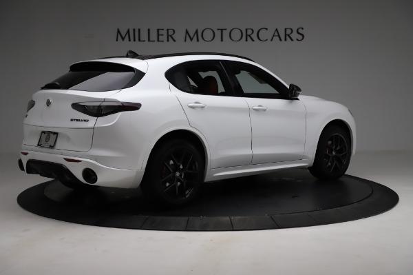 New 2021 Alfa Romeo Stelvio Ti Sport Q4 for sale $56,240 at Bentley Greenwich in Greenwich CT 06830 8