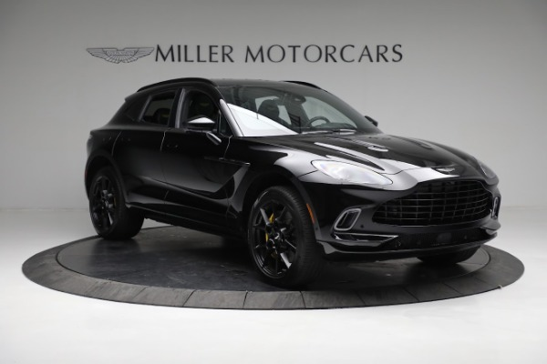 New 2021 Aston Martin DBX for sale $209,686 at Bentley Greenwich in Greenwich CT 06830 10