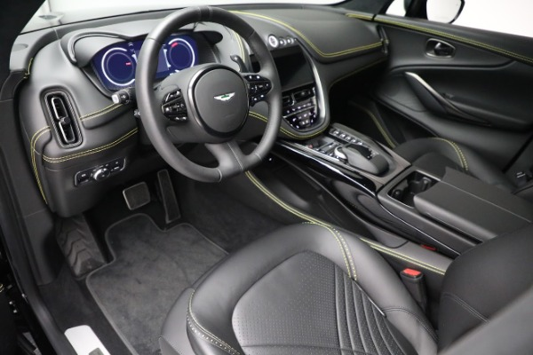 New 2021 Aston Martin DBX for sale $209,686 at Bentley Greenwich in Greenwich CT 06830 13