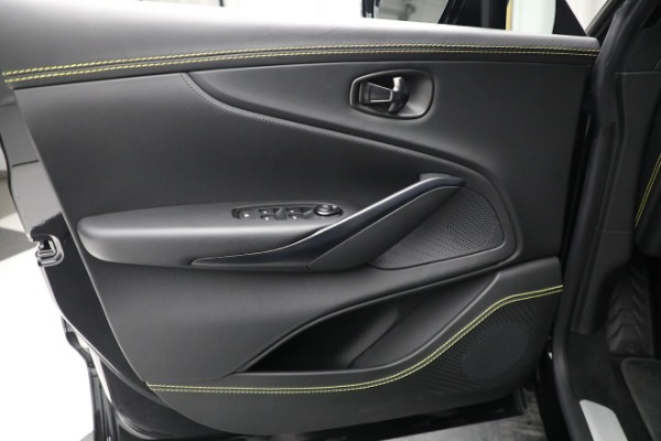 New 2021 Aston Martin DBX for sale $209,686 at Bentley Greenwich in Greenwich CT 06830 17