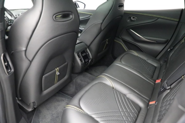 New 2021 Aston Martin DBX for sale $209,686 at Bentley Greenwich in Greenwich CT 06830 18