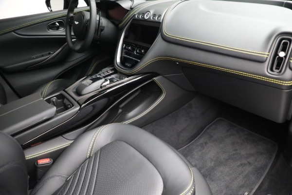New 2021 Aston Martin DBX for sale $209,686 at Bentley Greenwich in Greenwich CT 06830 20