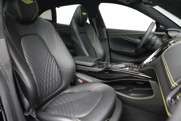 New 2021 Aston Martin DBX for sale $209,686 at Bentley Greenwich in Greenwich CT 06830 21