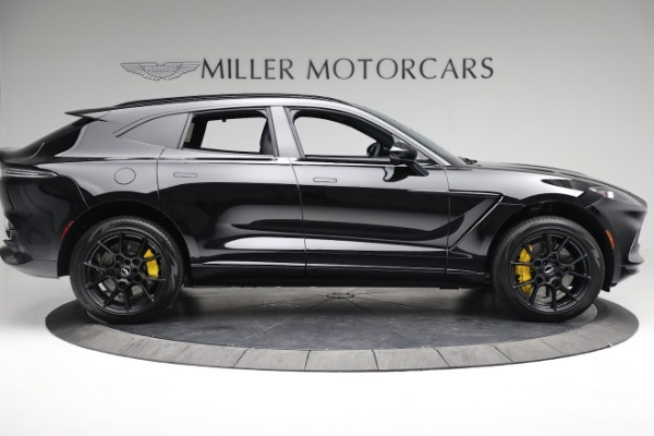 New 2021 Aston Martin DBX for sale $209,686 at Bentley Greenwich in Greenwich CT 06830 8