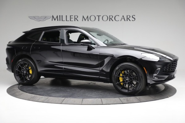 New 2021 Aston Martin DBX for sale $209,686 at Bentley Greenwich in Greenwich CT 06830 9