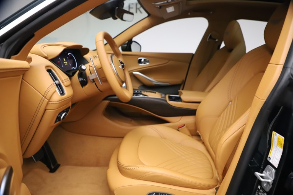 New 2021 Aston Martin DBX for sale $214,986 at Bentley Greenwich in Greenwich CT 06830 10