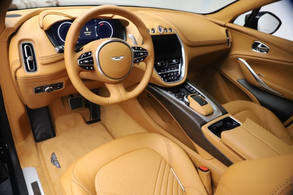 New 2021 Aston Martin DBX for sale $214,986 at Bentley Greenwich in Greenwich CT 06830 11