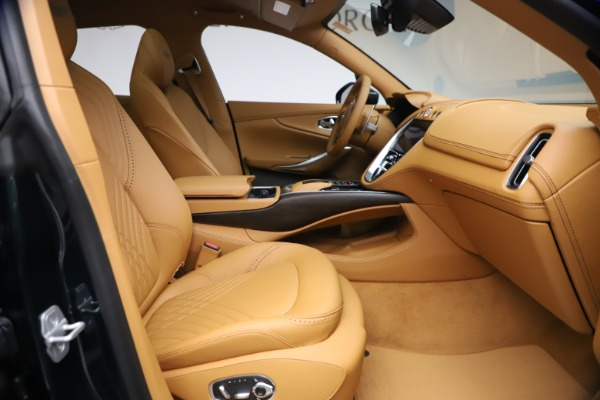 New 2021 Aston Martin DBX for sale $214,986 at Bentley Greenwich in Greenwich CT 06830 17