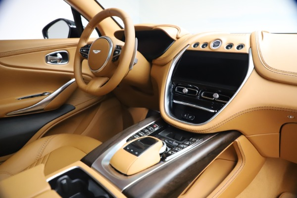 New 2021 Aston Martin DBX for sale $214,986 at Bentley Greenwich in Greenwich CT 06830 18