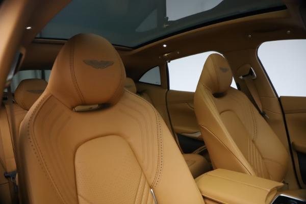 New 2021 Aston Martin DBX for sale $214,986 at Bentley Greenwich in Greenwich CT 06830 19