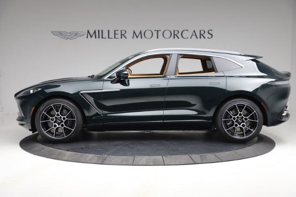 New 2021 Aston Martin DBX for sale $214,986 at Bentley Greenwich in Greenwich CT 06830 2