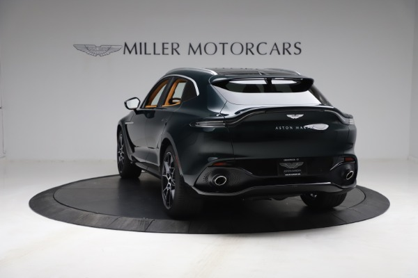 New 2021 Aston Martin DBX for sale $214,986 at Bentley Greenwich in Greenwich CT 06830 4