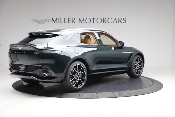 New 2021 Aston Martin DBX for sale $214,986 at Bentley Greenwich in Greenwich CT 06830 7