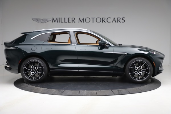 New 2021 Aston Martin DBX for sale $214,986 at Bentley Greenwich in Greenwich CT 06830 8