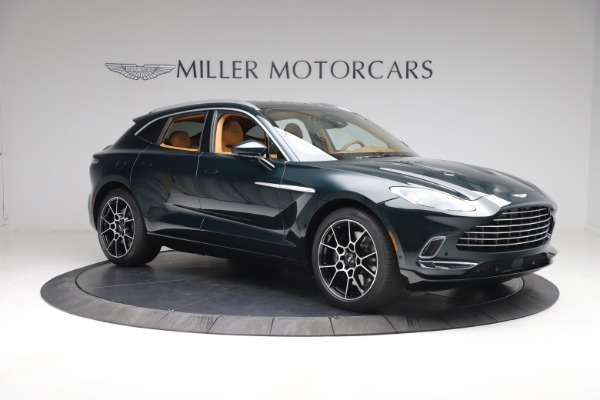 New 2021 Aston Martin DBX for sale $214,986 at Bentley Greenwich in Greenwich CT 06830 9