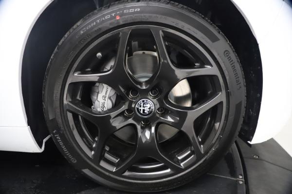 New 2021 Alfa Romeo Giulia Q4 for sale $48,535 at Bentley Greenwich in Greenwich CT 06830 28