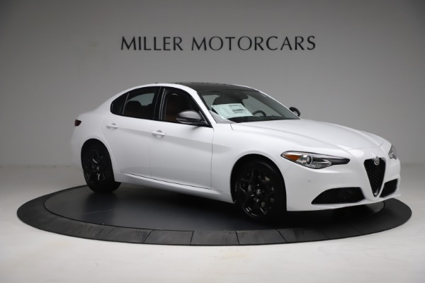 New 2021 Alfa Romeo Giulia Q4 for sale Call for price at Bentley Greenwich in Greenwich CT 06830 10