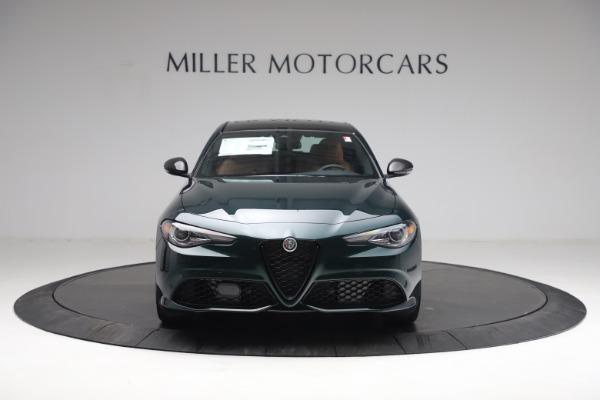 New 2021 Alfa Romeo Giulia Ti Sport Q4 for sale $54,050 at Bentley Greenwich in Greenwich CT 06830 12