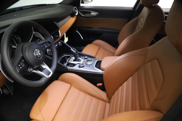 New 2021 Alfa Romeo Giulia Ti Sport Q4 for sale $54,050 at Bentley Greenwich in Greenwich CT 06830 13