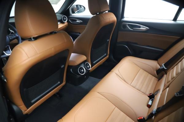 New 2021 Alfa Romeo Giulia Ti Sport Q4 for sale $54,050 at Bentley Greenwich in Greenwich CT 06830 18