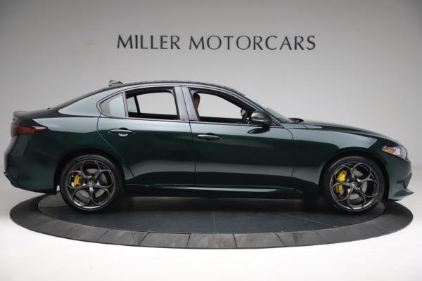 New 2021 Alfa Romeo Giulia Ti Sport Q4 for sale $54,050 at Bentley Greenwich in Greenwich CT 06830 9