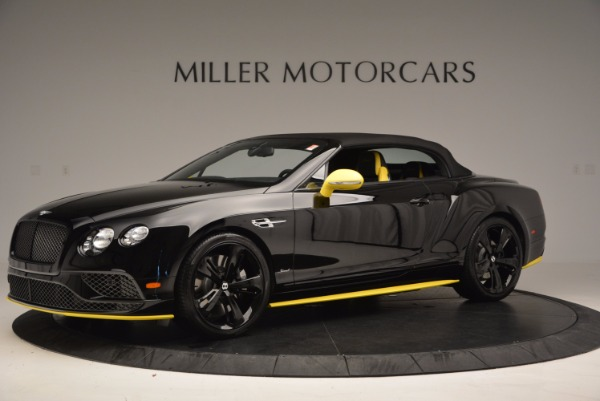 New 2017 Bentley Continental GT Speed Black Edition Convertible for sale Sold at Bentley Greenwich in Greenwich CT 06830 11