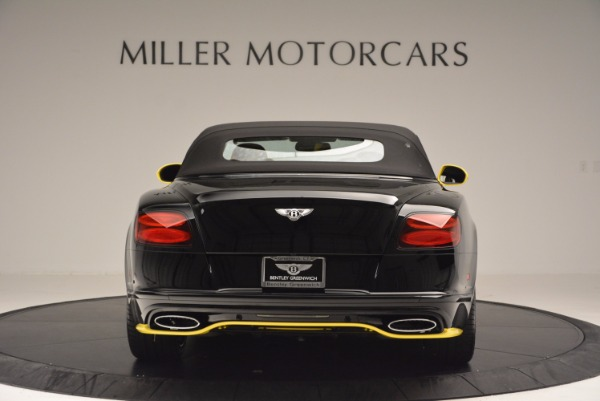 New 2017 Bentley Continental GT Speed Black Edition Convertible for sale Sold at Bentley Greenwich in Greenwich CT 06830 15