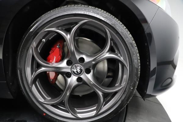 New 2021 Alfa Romeo Giulia Ti Sport Q4 for sale Sold at Bentley Greenwich in Greenwich CT 06830 25