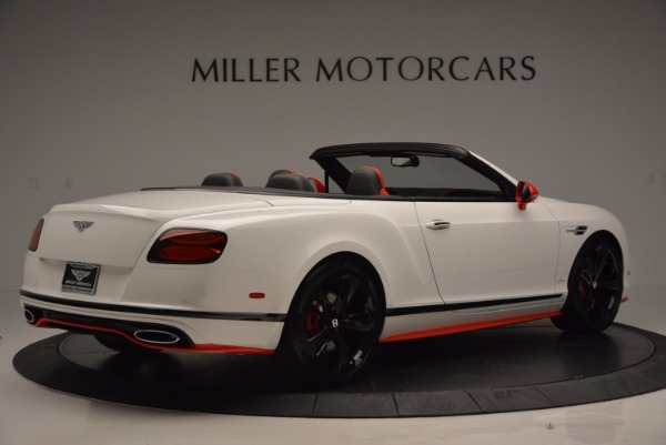 New 2017 Bentley Continental GT Speed for sale Sold at Bentley Greenwich in Greenwich CT 06830 8
