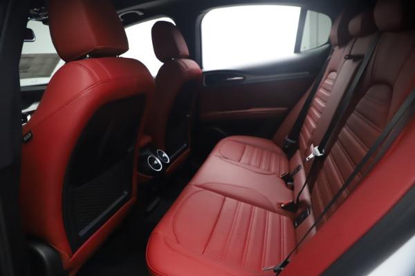 New 2021 Alfa Romeo Stelvio Ti Sport Q4 for sale $54,095 at Bentley Greenwich in Greenwich CT 06830 19