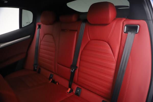 New 2021 Alfa Romeo Stelvio Ti Sport Q4 for sale $54,095 at Bentley Greenwich in Greenwich CT 06830 20