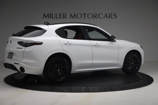 New 2021 Alfa Romeo Stelvio Ti Sport Q4 for sale $54,095 at Bentley Greenwich in Greenwich CT 06830 9