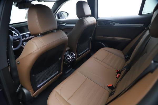 New 2021 Alfa Romeo Stelvio Ti Sport Q4 for sale $55,700 at Bentley Greenwich in Greenwich CT 06830 16