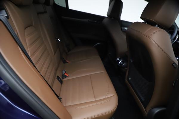 New 2021 Alfa Romeo Stelvio Ti Sport Q4 for sale $55,700 at Bentley Greenwich in Greenwich CT 06830 24