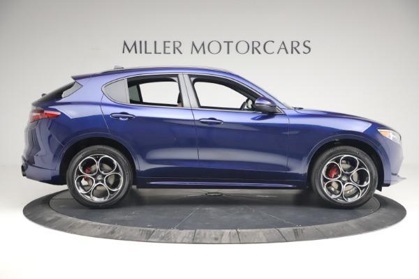 New 2021 Alfa Romeo Stelvio Ti Sport Q4 for sale $55,700 at Bentley Greenwich in Greenwich CT 06830 9