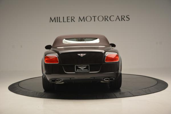 Used 2013 Bentley Continental GTC V8 for sale Sold at Bentley Greenwich in Greenwich CT 06830 19