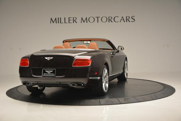 Used 2013 Bentley Continental GTC V8 for sale Sold at Bentley Greenwich in Greenwich CT 06830 7