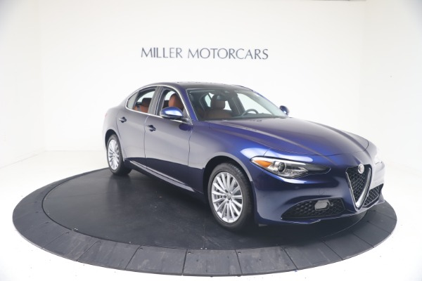 New 2021 Alfa Romeo Giulia Q4 for sale Call for price at Bentley Greenwich in Greenwich CT 06830 11