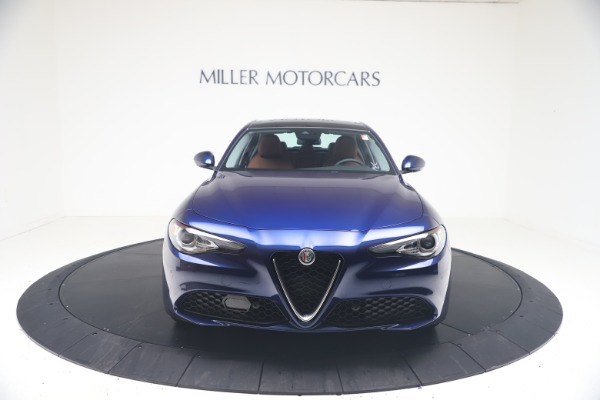 New 2021 Alfa Romeo Giulia Q4 for sale Call for price at Bentley Greenwich in Greenwich CT 06830 12