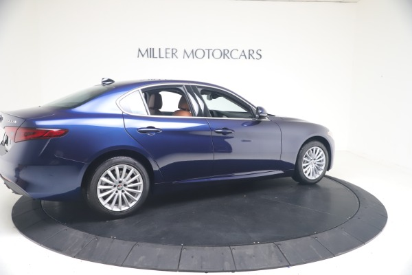 New 2021 Alfa Romeo Giulia Q4 for sale Call for price at Bentley Greenwich in Greenwich CT 06830 8