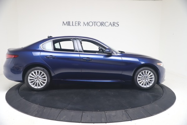 New 2021 Alfa Romeo Giulia Q4 for sale Call for price at Bentley Greenwich in Greenwich CT 06830 9