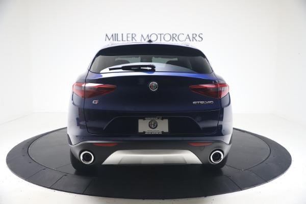 New 2021 Alfa Romeo Stelvio Q4 for sale $49,945 at Bentley Greenwich in Greenwich CT 06830 6