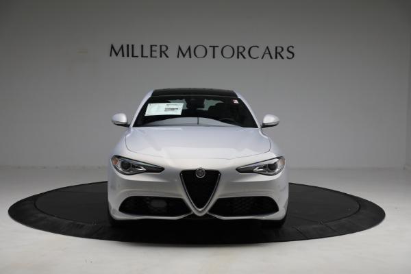 New 2021 Alfa Romeo Giulia Ti Sport Q4 for sale $53,050 at Bentley Greenwich in Greenwich CT 06830 11