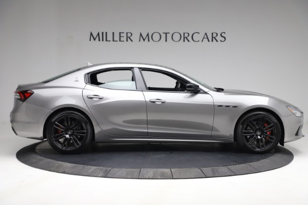 New 2021 Maserati Ghibli S Q4 for sale $90,075 at Bentley Greenwich in Greenwich CT 06830 10